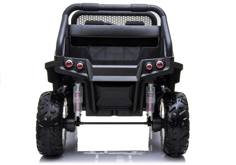 Ln-7 Unimog 4x4 Premium schwarz bild 8