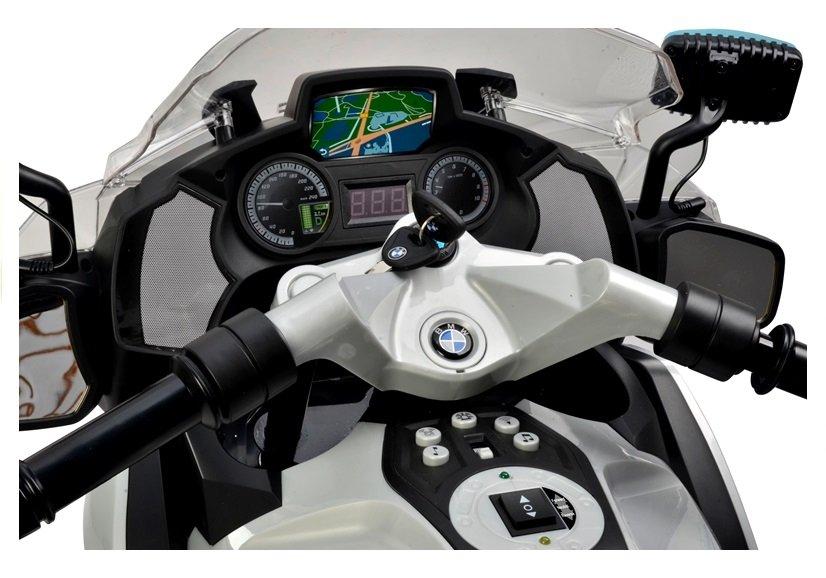 Fn-1_BMW R1200 Polizeimotorrad (XXL) bilder silber 10