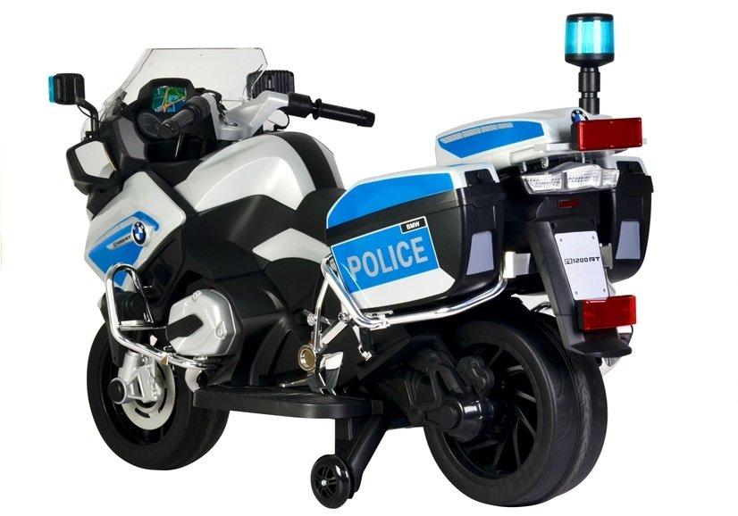 Fn-1_BMW R1200 Polizeimotorrad (XXL) bilder silber 3