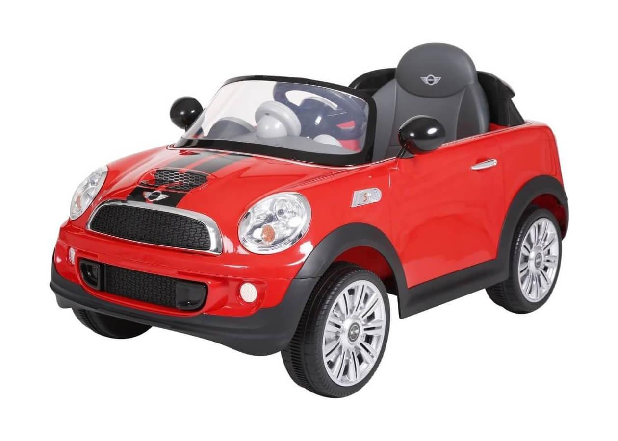 Ln-26_rot Mini Cooper Kinderauto