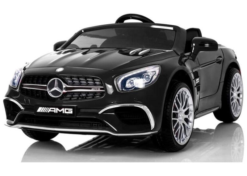 Kinderauto Mercedes mit Video Display LCD