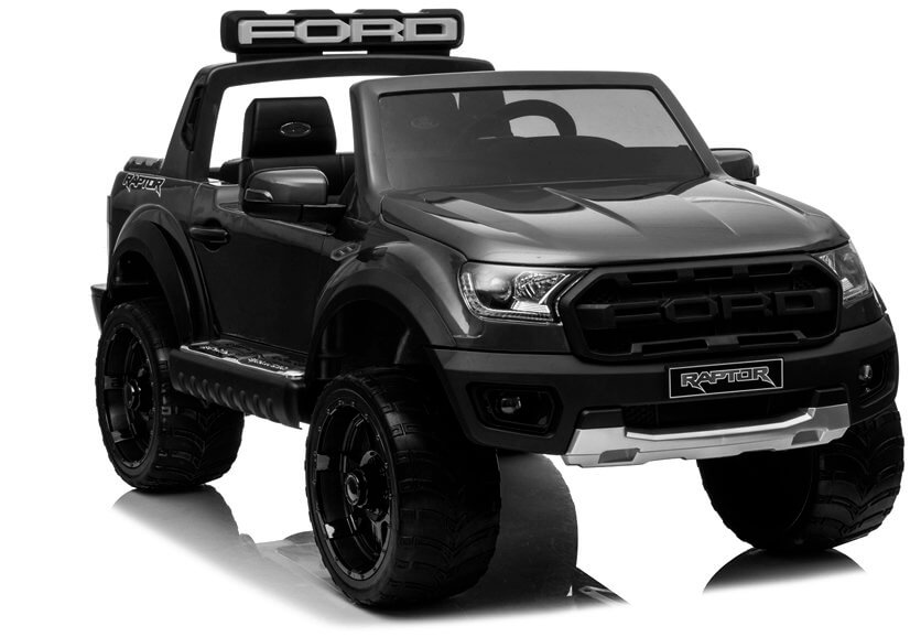ln-61_ford ranger Raptor premium lackiert_schwarz_bild 1