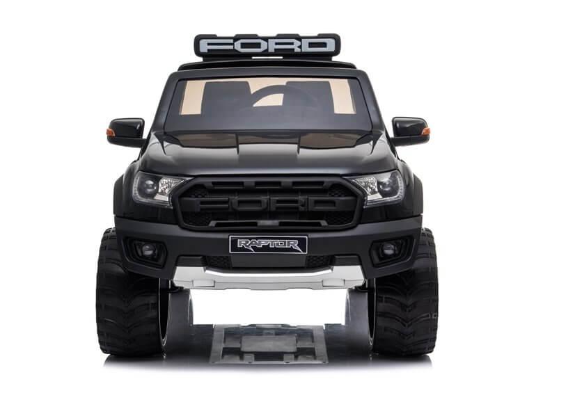ln-61_ford ranger Raptor premium lackiert_schwarz_bild 2