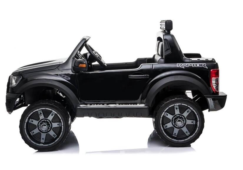 ln-61_ford ranger Raptor premium lackiert_schwarz_bild 3