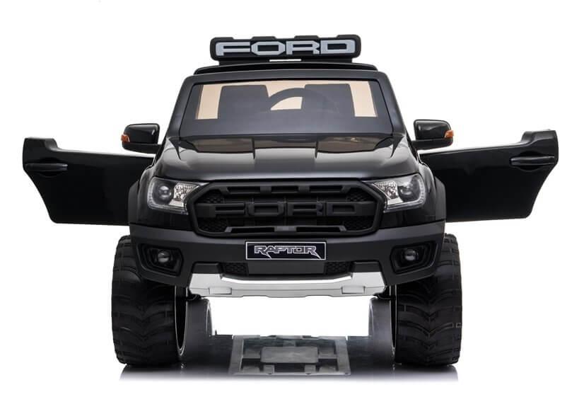 ln-61_ford ranger Raptor premium lackiert_schwarz_bild 4