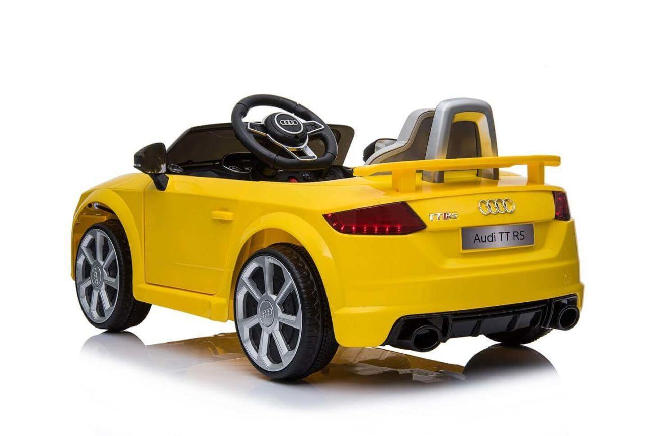 Kinder Elektroauto TT-RS-10