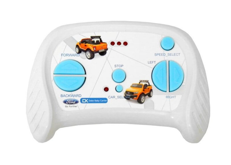 Fernbedienung (Ford Ranger) Kinderauto