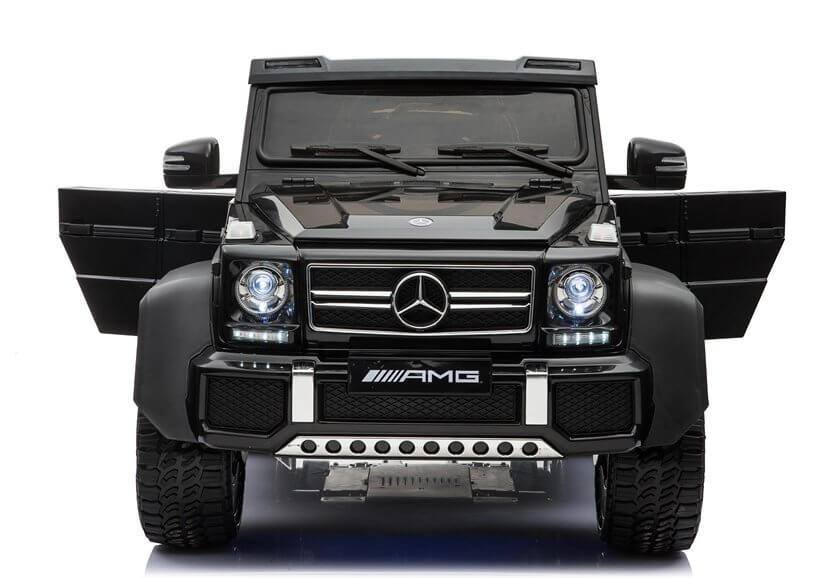 Kinderauto Mercedes G-Klasse 6 Motoren (10)
