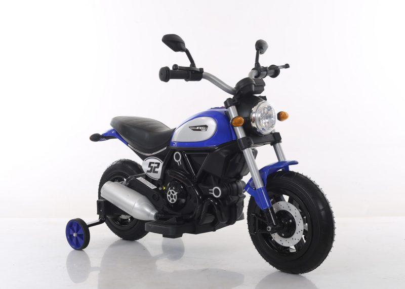 Kindermotorrad mit Luftreifen, Motorrad für Kinder