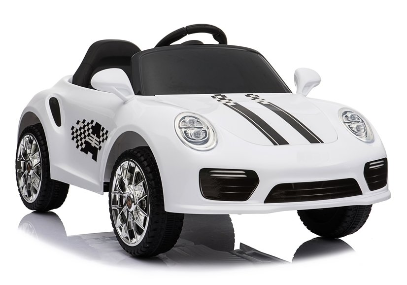 Ln-66_Kinderauto Fn 66 Premium Version (L) Bilder weiß 1