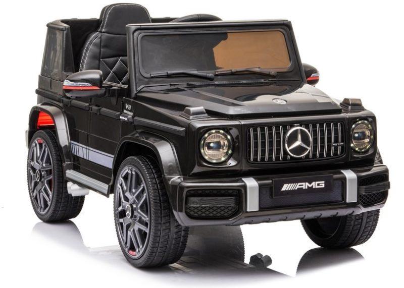 Mercedes G 63 Jeep Mercedes schwarz