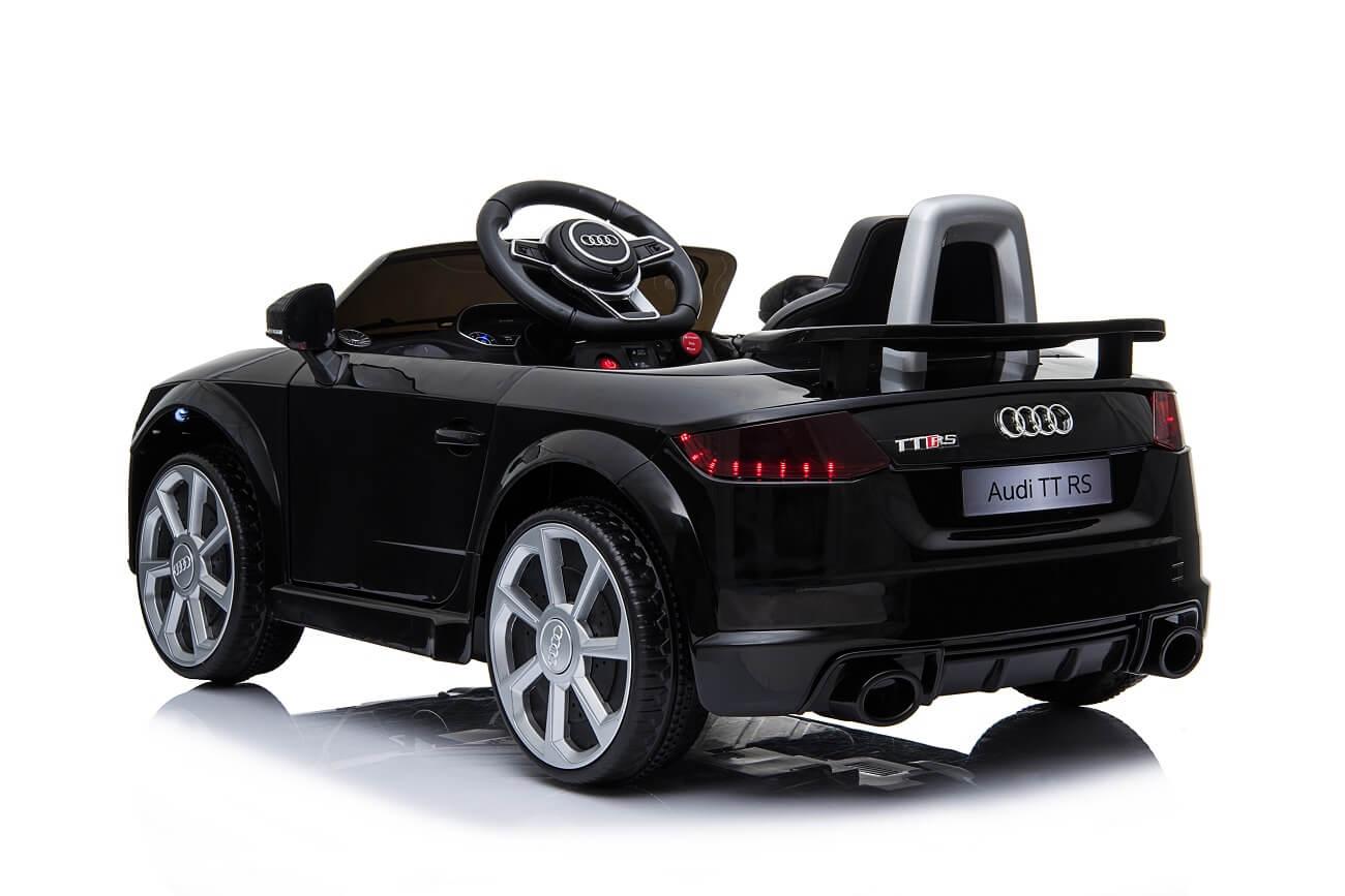 Audi TT RS Kinderauto Ln-25 schwarz (3)
