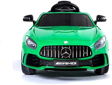 Ln-109_ Mercedes GTR Premium (L) bilder grün 2