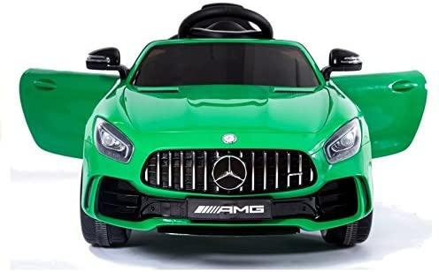 Ln-109_ Mercedes GTR Premium (L) bilder grün 3