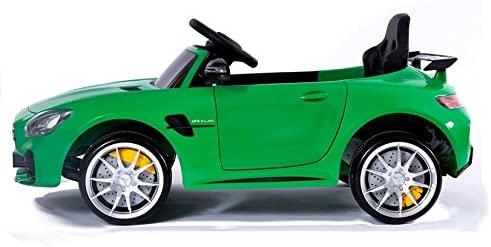 Ln-109_ Mercedes GTR Premium (L) bilder grün 4