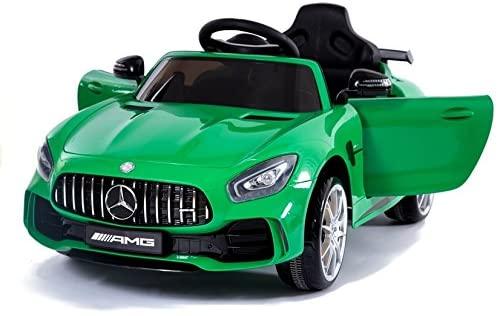 Ln-109_ Mercedes GTR Premium (L) bilder grün 5