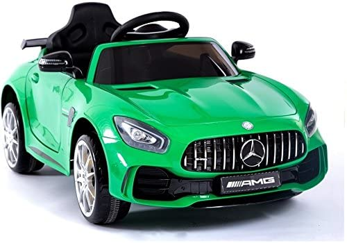 Ln-109_ Mercedes GTR Premium (L) bilder grün Bild 1