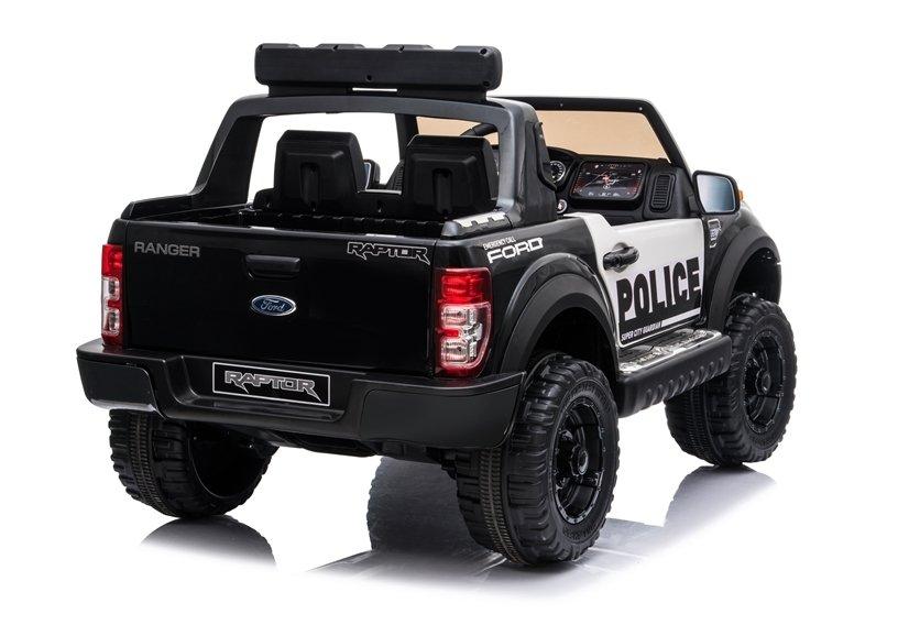 Ln-58_Ford Ranger Raptor Polizei Premium_schwarz bild 4