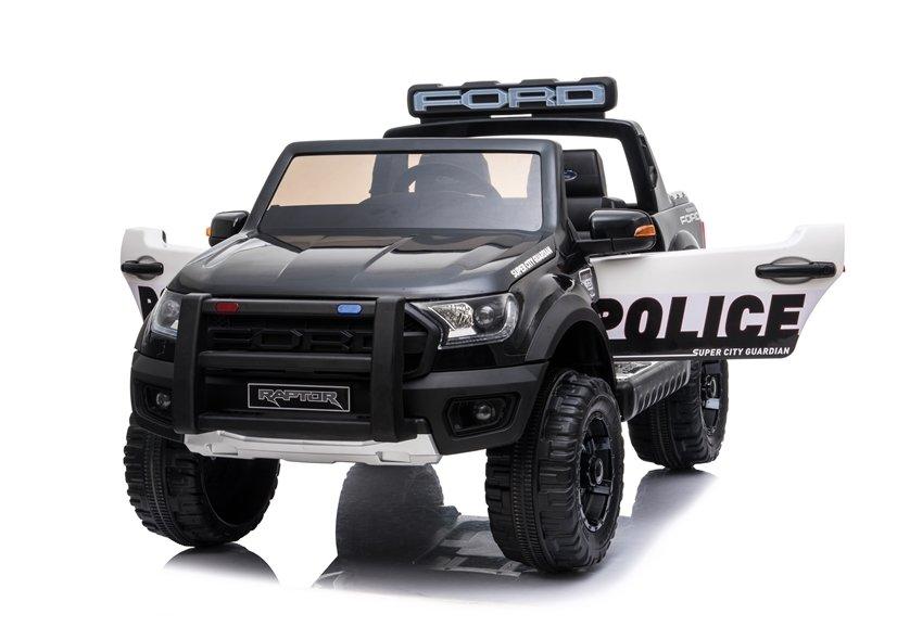 Ln-58_Ford Ranger Raptor Polizei Premium_schwarz bild 6