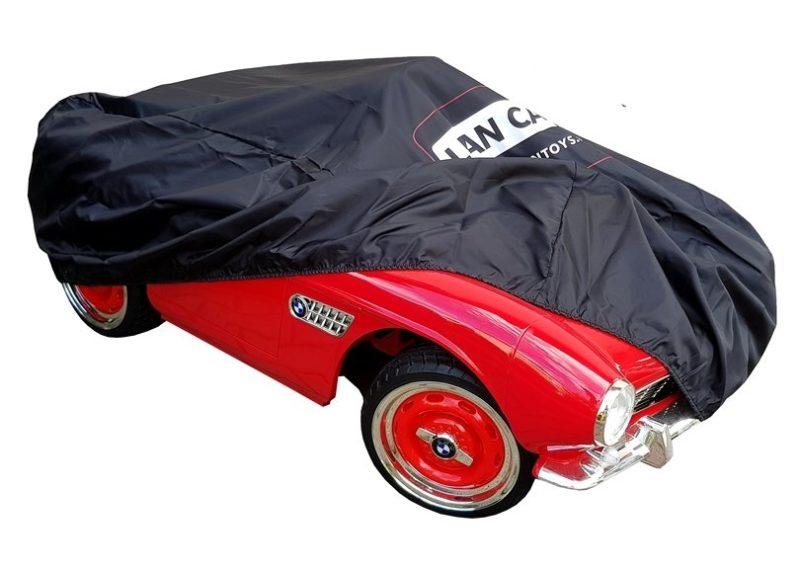 Abdeckplane Kinderauto