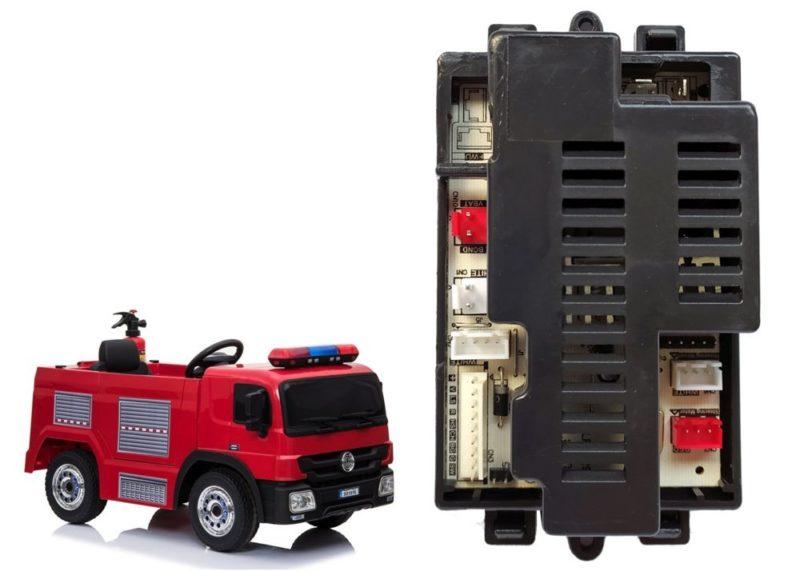 Steuergerät Feuerwehr Kinderauto