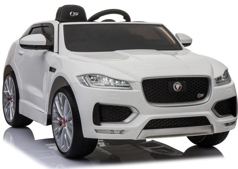 Jaguar F Pace Kinderauto