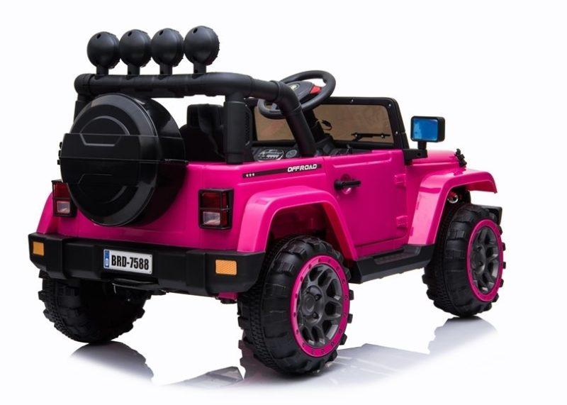 Kinderauto mit Allrad-Antrieb