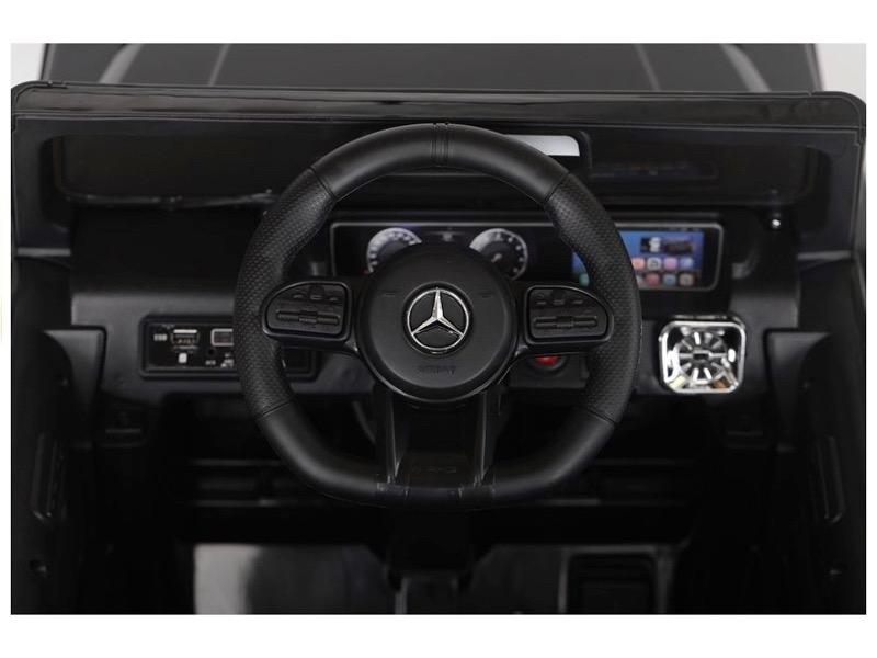 ln-37_mercedes g63 premium lackiert bilder schwarz (L) bild 6