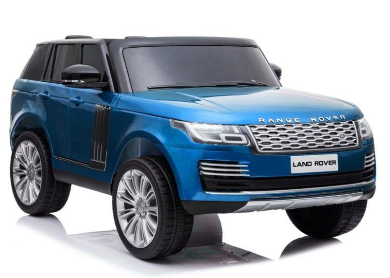 Range Rover Lackiert mit LCD-Display und Lackierung