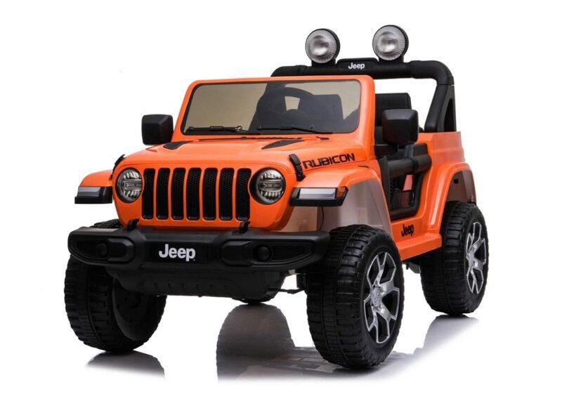 Jeep Wrangler - Geländewagen